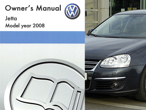 2008 volkswagen jetta owners manual in pdf owner's manual volkswagen jetta 2008 2008 vw jetta owners manual free