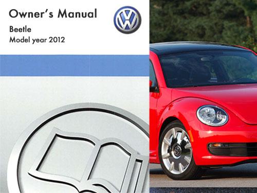 service manual  download 2010 beetle owners manual