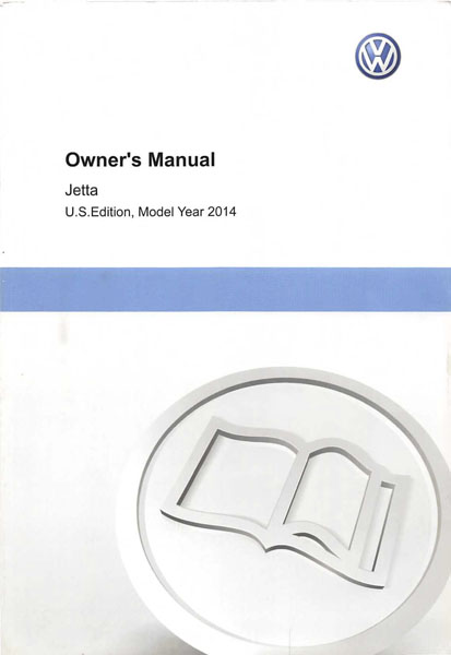 2014 Volkswagen Jetta Owners Manual in PDF