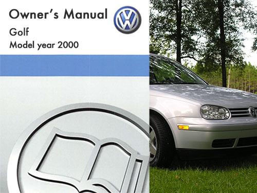 2000 volkswagen golf owners manual in pdf rh dubmanuals com 2000 volkswagen golf owners manual pdf Volkswagen Golf TDI