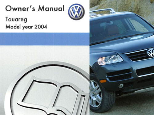 2004 volkswagen touareg owners manual in pdf rh dubmanuals com touareg owners manual 2004 touareg owners manual 2014