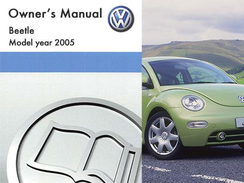 2005 Volkswagen Beetle Owners Manual In Pdf