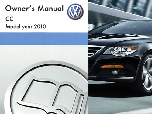 2010 volkswagen cc owners manual in pdf rh dubmanuals com 2010 Volkswagen CC 2012 Volkswagen CC