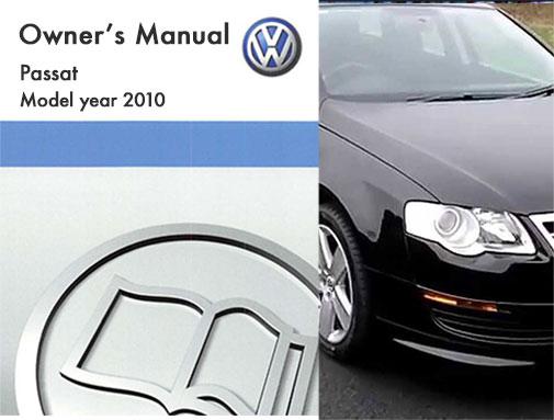 2010 volkswagen passat owners manual in pdf rh dubmanuals com 2010 passat owners manual download 2010 passat owners manual pdf