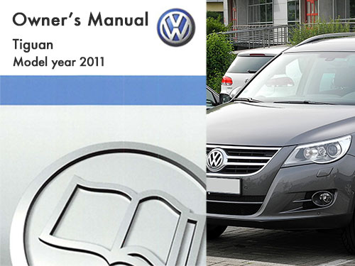 2011 vw tiguan owners manual pdf
