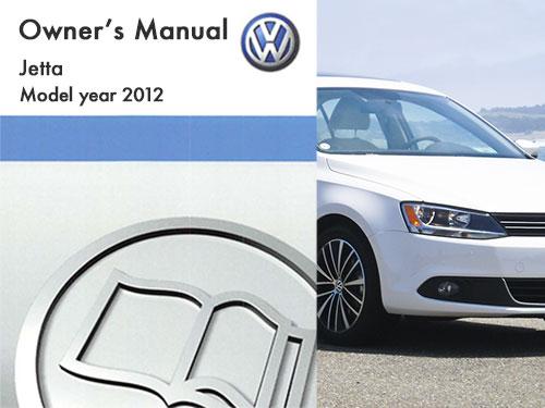 Volkswagen jetta 2012 owners manual