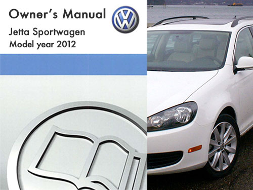 2012 volkswagen jetta sportwagen owners manual in pdf rh dubmanuals com vw golf sportwagen owners manual vw golf sportwagen owners manual