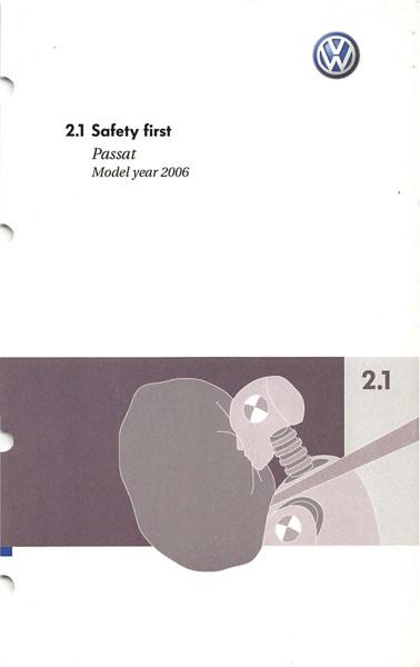 2006 Volkswagen Passat Owners Manual In Pdf