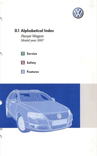 2007 vw passat owners manual pdf