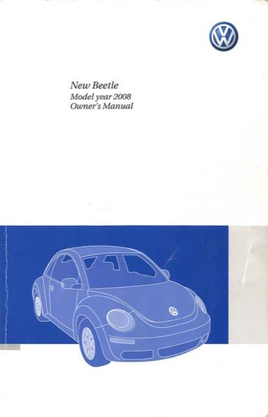 2008 volkswagen beetle owners manual in pdf rh dubmanuals com 2008 volkswagen beetle owners manual pdf 2008 vw new beetle owners manual