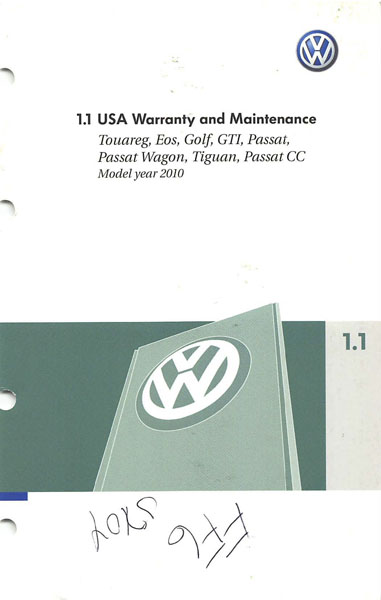 2010 volkswagen cc owners manual in pdf rh dubmanuals com manual passat cc pdf manual passat variant 2010