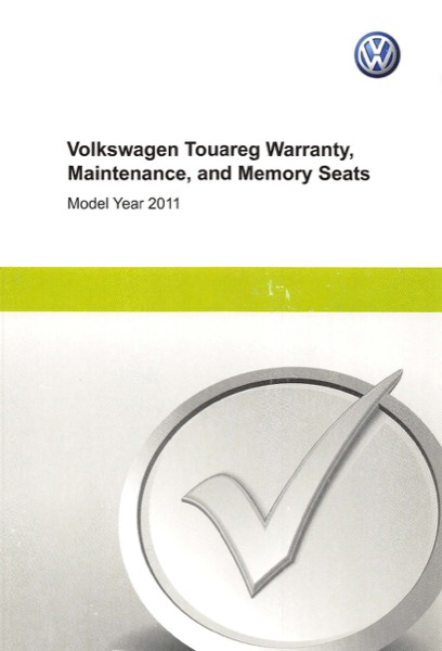 2011 volkswagen touareg owners manual in pdf rh dubmanuals com  2011 vw touareg service manual