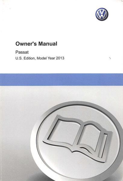 2013 volkswagen passat owners manual in pdf rh dubmanuals com 2015 vw passat tdi owners manual 2015 vw passat tdi owners manual