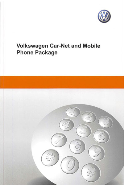 volkswagen passat owners manual